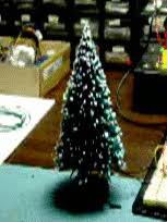 i make projects miniature usb powered led trees