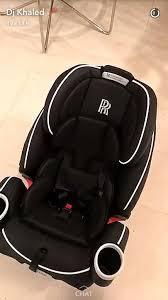 siege auto bebe mercedes siége enfant rolls royce il est pas mal le bébé à dj khaled