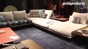 Meuble Tv Roche Bobois by Roche Bobois Milan 2015 Youtube