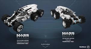 nomad mass effect n7day estas son las ediciones de colección de mass effect andromeda
