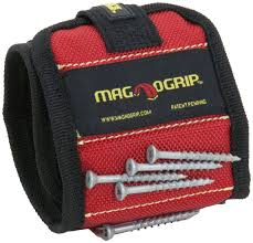 magnetic bracelet tool images Magnogrip magnetic wristband tool fanny pack for your wrist jpg