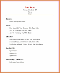 simple job resume format pdf sle resume format pdf sop proposal