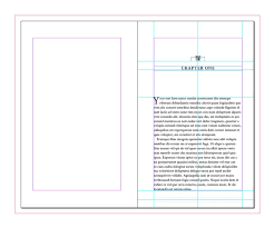 full book template free indesign templates