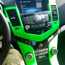 New Interior Appearance New Interior Styling Around Radio And Shifter