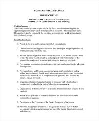 A Resume Example In The by Dental Hygiene Resume Examples Dental Hygiene Resume Examples