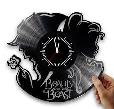 Art Wall Clock by Disney Wall Clock Vinyl