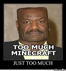 Memes Minecraft - minecraft by legunneh meme center