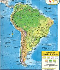south america map atlas 18 south america atlas l1 phys polit characteristics mr