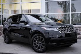 new land rover velar new 2018 land rover range rover velar s sport utility in bellevue