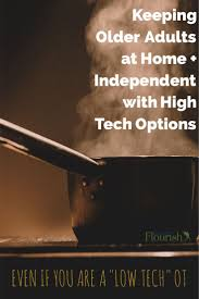 High Tech Home 143 Best Aging At Home Images On Pinterest Occupational Therapy