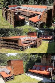 Patio Furniture Using Pallets - 613 best pallet outdoor furniture images on pinterest wood