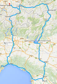 Map Of Tuscany Italy Charging Our Way Through Northern Italy Tesla Schweiz