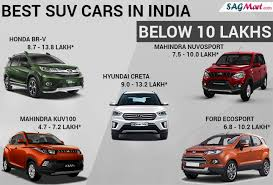 hyundai suv cars price find out which is the best suv in india 2017 at sagmart get