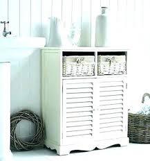 Bathroom Wicker Furniture Wicker Bathroom Furniture Storage White Wicker Bathroom Cabinet