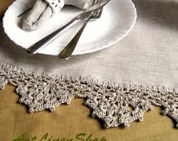 Kitchen Table Runners by Rustic Kitchen Table Etsy