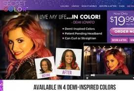 hair extensions as seen on tv secret color extensions reviews is it a scam or legit