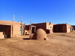 100 pueblo adobe homes tres culturas at taos pueblo