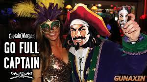 mardi gras 2016 with captain morgan fullcaptain youtube