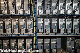data center servers an inside look at inmotion hosting s data center web hosting cat