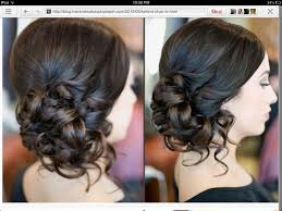 prom hairstyles side curls back for prom hairstyles side bun curls medium hair styles ideas