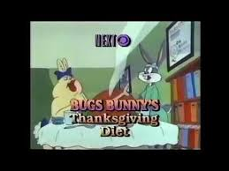 bugs bunny s thanksgiving diet cbs promo 89