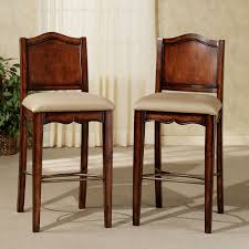 Furniture Bar Stool Chairs Backless by Furniture Leather Swivel Bar Stools Brookline Tufted Counter