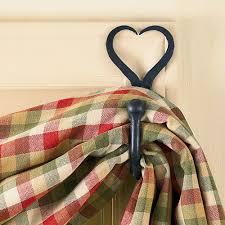 Primitive Curtain Tie Backs Primitive Home Decors Curtain Hooks And Tiebacks