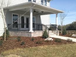 Handicap Handrail Porch And Step Rails