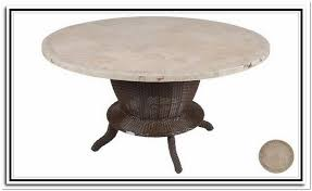 stone patio table top replacement patio furniture stone table top home design ideas pertaining to
