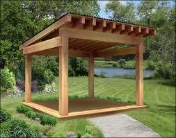 Backyard Gazebo Ideas by Best 20 12x12 Gazebo Ideas On Pinterest Aluminum Roofing