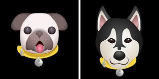 australian shepherd emoji grubly publishing thought u2014 dog emoji keyboard from dogs trust