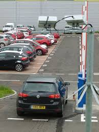group first parking management system genetec