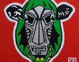 Dr Doom Mask Dr Doom Mask Etsy