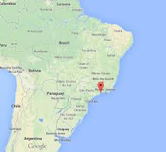 map of brazil paraty on map of brazil world easy guides