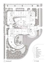 Green House Floor Plan by Gallery Of Itri Central Taiwan Innovation Campus Exterior Design