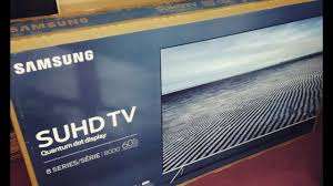 4k tv black friday samsung ks8000 suhd 4k hdr 60