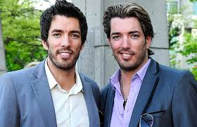 Drew And Jonathan Drew Scott Lily In Canada