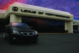 lexus service manager lexus of northborough employees