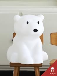 lampe miffy 80 cm nanuk the polar bear design by mr maria