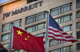 Made In China American Flags U S Fires Trade Shot At Beijing And Western Firms Get Caught In