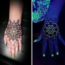 glow in the dark tattoo how long does it last 17 awesome glow in the dark tattoos visible under black light