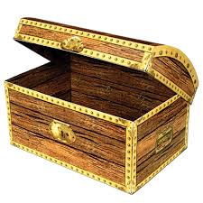 fabrication de coffre en bois coffre au trésor pirates amazon fr cuisine u0026 maison