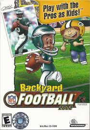 backyard football 2002 2001 windows review mobygames