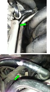 Porsche Cayenne Coolant Pipes - cayenne v8 coolant temp sensor replacement w o removing manifold