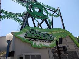 Six Flags Great America Accidents Six Flags Magic Mountain Update Ninja Green Lantern And More