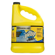 shop pledge 128 oz tile and vinyl floor cleaner at lowes com