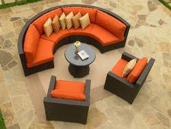 Outdoor Furniture Minneapolis by Curved Sofa Sectional Outdoor Modern Products Minneapolis