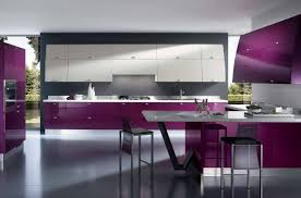 Laminate Colors For Kitchen Cabinets Kitchen Modern Purple Kitchen Furniture Cabinet Sets Ideas