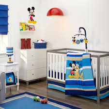 Mickey Mouse Clubhouse Crib Bedding Zspmed Of Mickey Mouse Crib Bedding Set Best On Home Decor Ideas