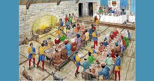ag e de cuisine cuisine médiévale histoire de repas de menus au moyen âge